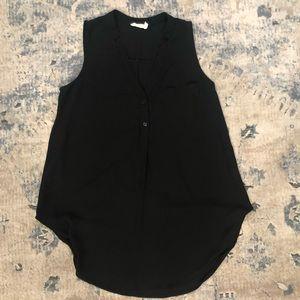 Lush tank blouse